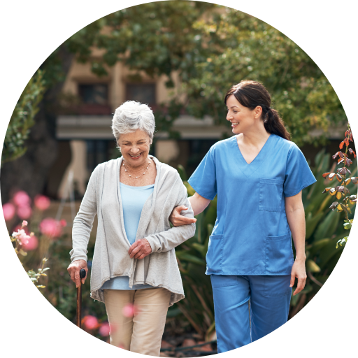 Working as a Nurse Practitioner at Bethesda Health Group means you'll make meaningful connections with our residents and other staff members.