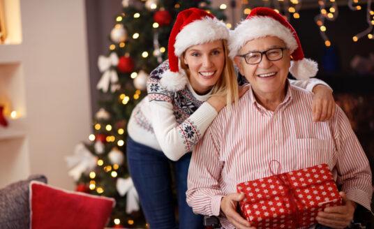 Volunteering at a skilled nursing community can help bring lift the spirits of senior residents