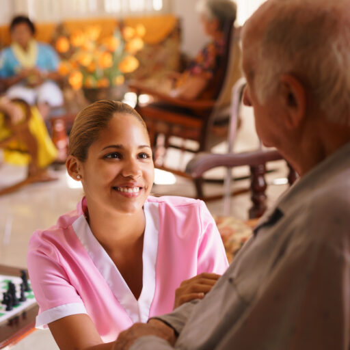The differences between skilled nursing care and assisted living help you choose the right level of care for your senior loved one.