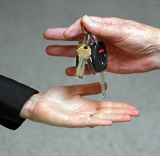 Seniors and Safe Driving: Is it time for your aging parent to hand over their keys?