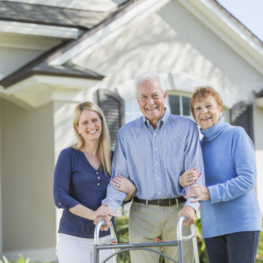 Many seniors wish to age in place and stay in their own home. Creating a care plan can help a senior live independently for years to come.