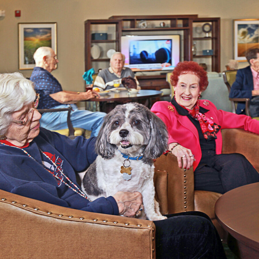 A modern retirement community will offer senior residents a wide range of activities and amenities for an active lifestyle.