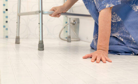 Having a senior-friendly bathroom can help older adults age in place