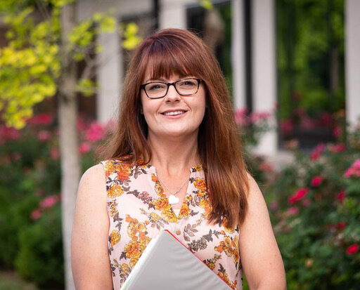Jennifer Heins, who's career at Bethesda has lead her to a role as a nurse assessment coordinator at Bethesda Southgate.