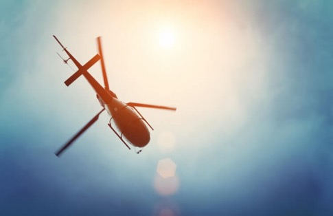 A helicopter child is a child who hovers over their aging parents' behaviors. This is a common predicament for new family caregivers.