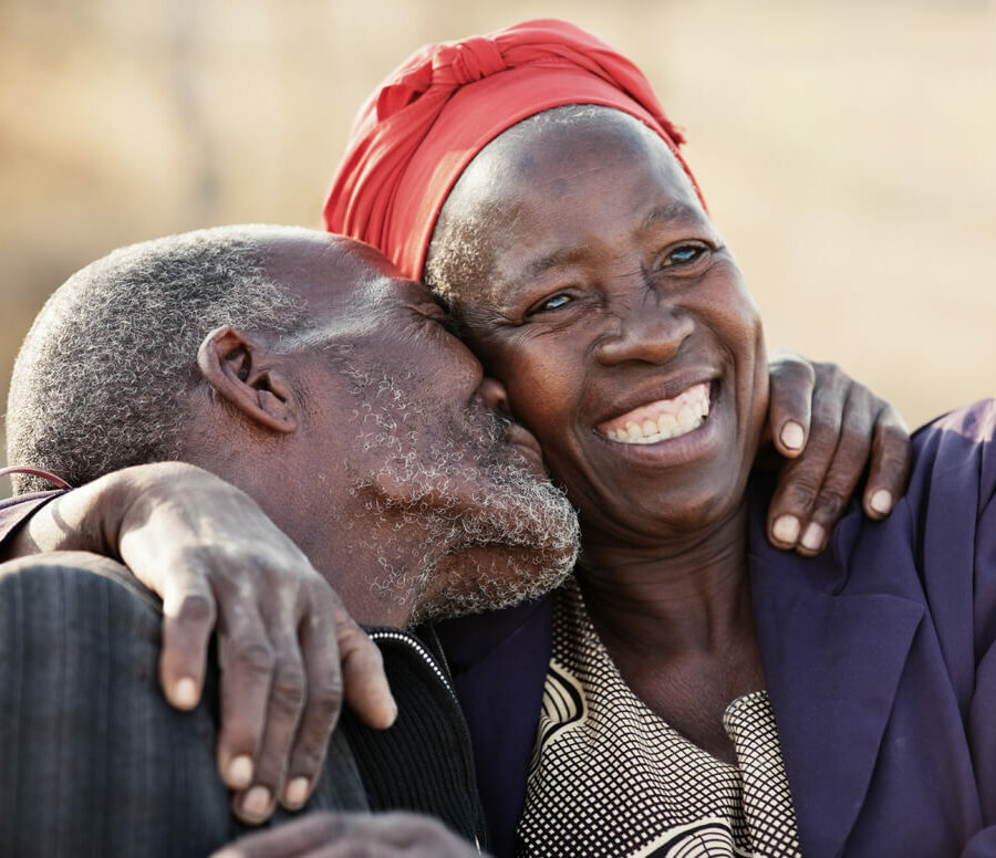 Older adults, like this couple, can find love and friendship later in life by embracing change and seeking new experiences.