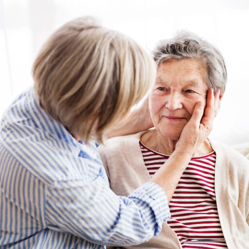 Staying connected and maintaining a relationship with a loved one living with dementia