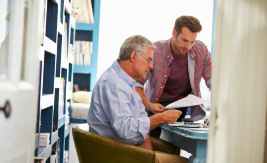 Talk to your senior parent about finances to avoid potential financial pitfalls