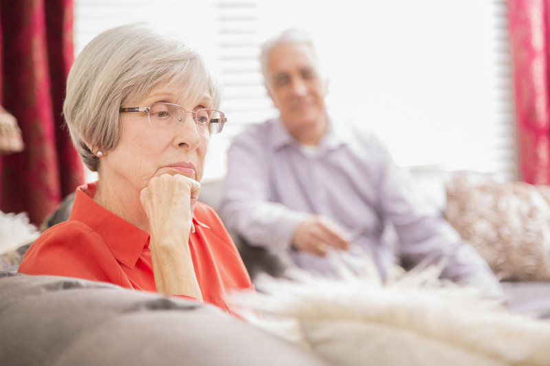 Knowing the difference between dementia and depression can ensure the health of your senior loved ones