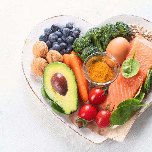 Many foods for improving brain health