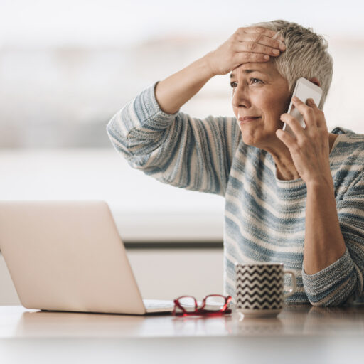Take advantage of technology and other ways to manage stress of long-distance caregiving