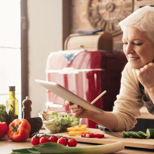 Proper plate plans can help seniors managing diabetes