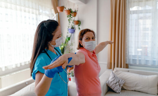 Residents taking advantage of home health services