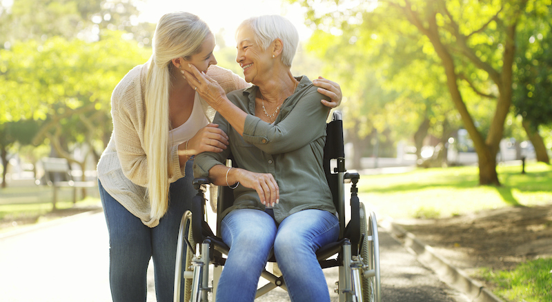 Balancing work and caregiving is never easy, but joyful moments with your senior loved one make it worth the effort.