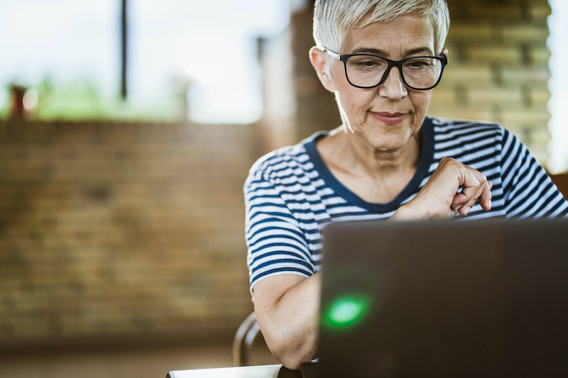 Older adults should be aware of online privacy best practices