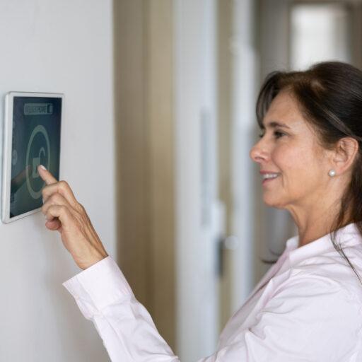 smart home tips for seniors