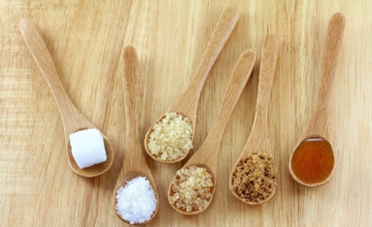 Managing sugar intake is important to your overall health.