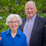 Albert and Sheila C. at Barclay House