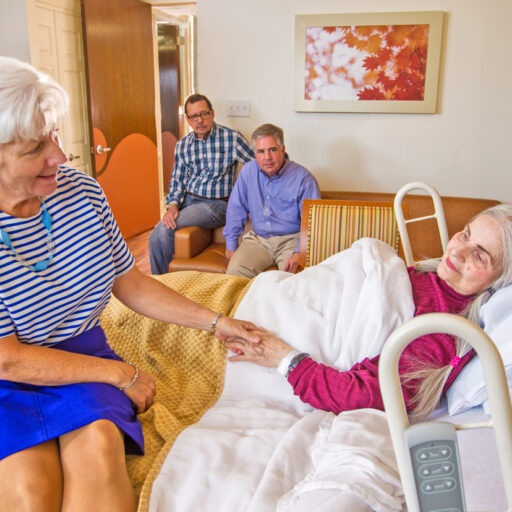 Hospice care is a very personal decision that optimizes your quality of life and comfort during your illness