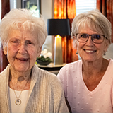 Jackie G. and Deb S. of The Oaks