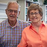 Liz W. and John D. of The Oaks