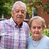 Ed and Shirley G. from Bethesda Orchard