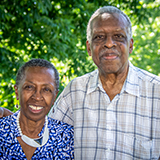 Doris and LeRoy R. from Village North