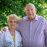 Leon and Joann S. from Village North