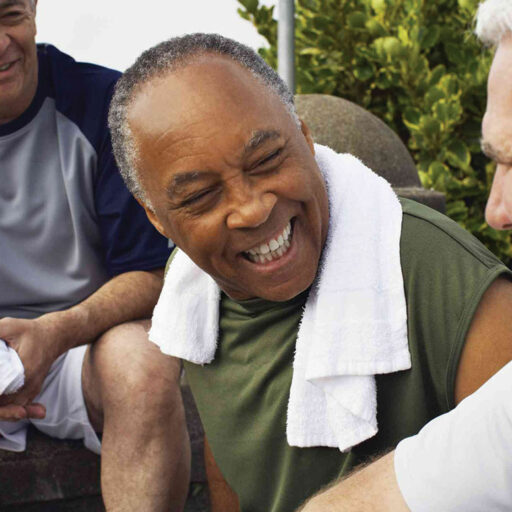 People who exercise regularly see greater long-term health benefits
